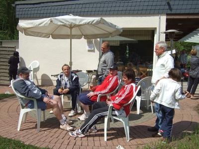 Tennis Saison-Eröffnung 01.05.2010