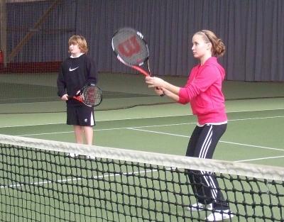 Winter-Tenniscamp 07.-09.01.2011