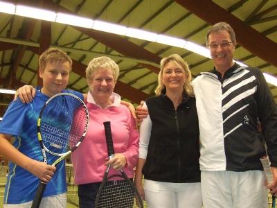 Winter-Tennisnacht 14.01.2012