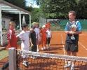Sommer-Tenniscamp 26.-30.07.2010