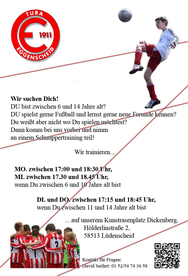 Fußball Flyer final